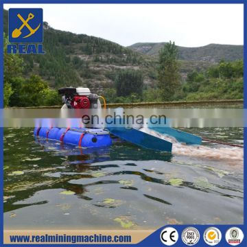 Smart and Easy-Operated Portable Gold Dredge