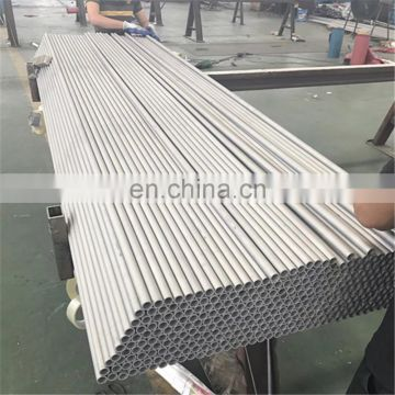 Heat Exchanger Stainless Steel Tube 304 316 321