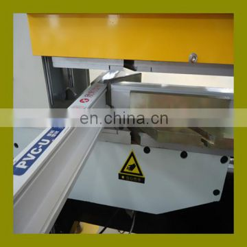 CE approved PVC window machinery PVC door seamless welding machine for colorful profile UPVC window welder (0086-15215319839)