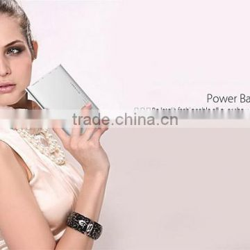 2017 New product exteral battery charger Ultra Slim power bank For iPhone