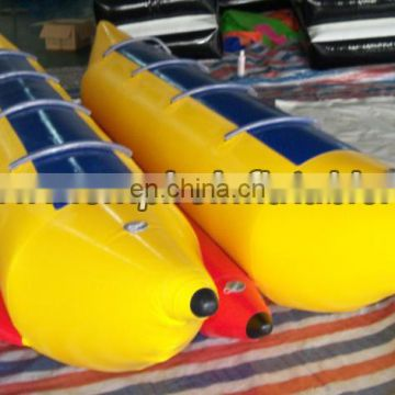 Cheap commercial best quality Inflatable Banana Boat W1015
