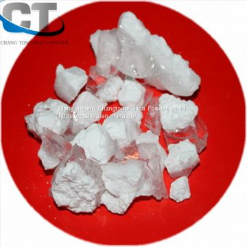 white silica sand free sample fused silica sand wholesale