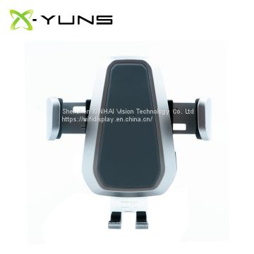 Universal Qi Fast Wireless Charger For iPhone X 10 8 USB charging For Samsung Galaxy Car holder