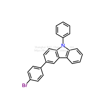 High purity of 9,9-diphenyl-9H-fluoren-2-amine (CAS1268519-74-9)with best price and best service