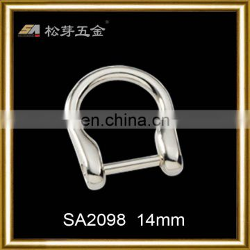 Strong tension no break high quality buckle for bag