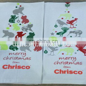 100% cotton printed kitchen cloth
