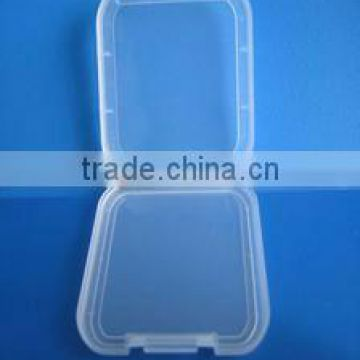 customized small clear plastic case