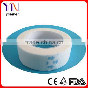 Surgical Adhesive Non-woven Paper Tape Plaster Micropore nitto Manufacturer CE FDA Certificated