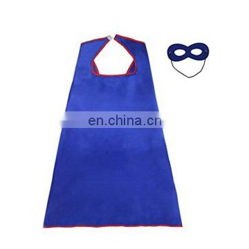 Factory direct sell customized kids cape for halloween or carnival event