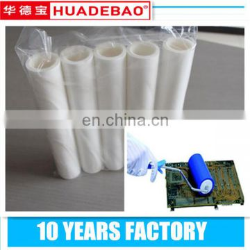 Customized Adhesive Hair Removal Duse Free Sticky Roller For House Use
