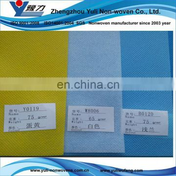 Nonwoven lining polypropylene sms nonwoven fabric