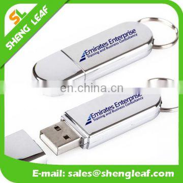 customzied logo metal usb flash drive