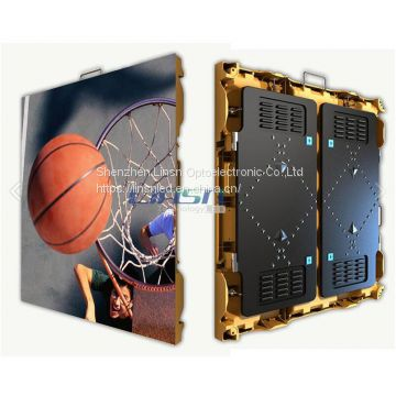 New Design P10mm Outdoor Rental LED Display Standard Size 960mmx960mm,Die-casting Aluminium Cabinet