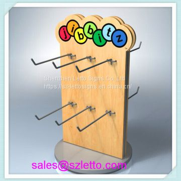 China manufacturer wood rack