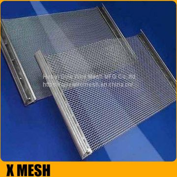 65Mn Metal Mining Screen Mesh for Vibrating Screen Mesh for Quarry