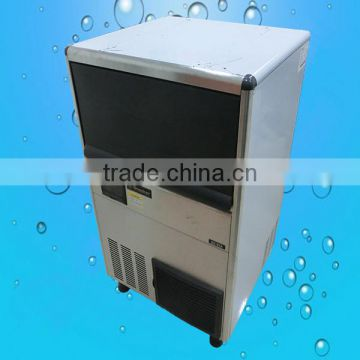 2015 Hot sale ice maker/ ice cube maker/ ice making machine for making ice cube with stainless steel