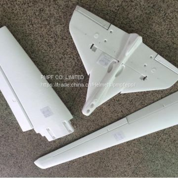 OEM factory Fixed wing UAV EPO foam RC airplane drones