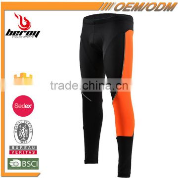 BEROY Custom Your Own Bike Cycling Tights, Patchwork Cycling Compression Tights