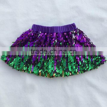 2017 pictures of latest gowns designs for sequin dress SKIRT