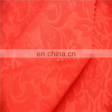 custom beautiful color cotton spandex embossed fabric for dress