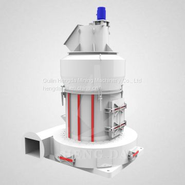 HD1720 roll mill for cement high pressure dry grinder machine