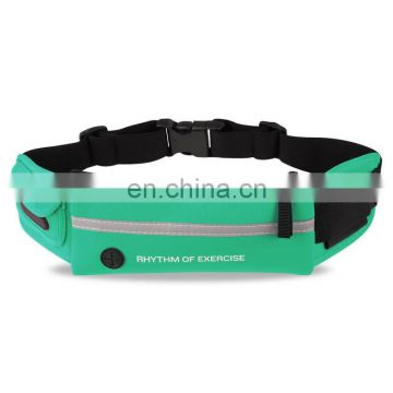 2016 Hot Sale Multi-functional Sports Running Waist Purse Belt Pack With Adjustable Strap