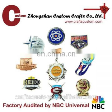 Custom chrismas wholesale christian lapel pins,chaplain badge