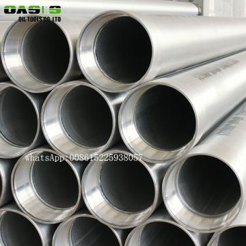 API 9-5/8'' Stainless steel water/oil well casing pipe with BTC connection