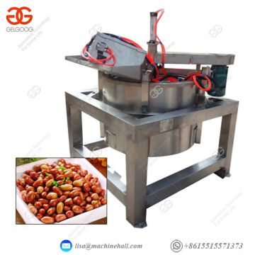 Green Beans Potato Chipsdeoiling machine Power Saving