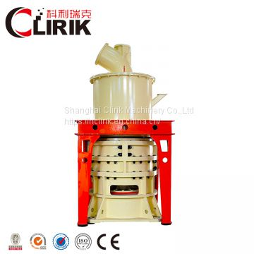 China supplier low price HGM125 calcite powder mill for kalium ore 008613512155195