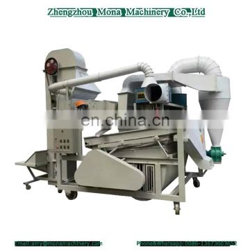 Wheat/Corn stone removing machine Grain cleaning machine Grain cleaner Stone remover Impurity removing machine