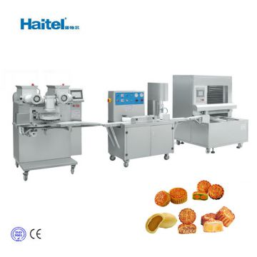 Automatic Moon cake Maamoul production line