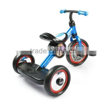 RASTAR MINI licensed Popular 3 wheel folding design baby tricycle