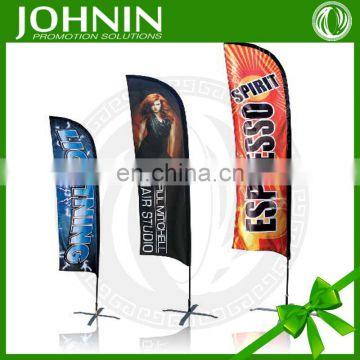 OEM Customized Popular High Quality Advertising Feather Flags