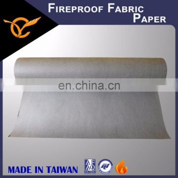 High Quality Fireproof Fabric Thin Thickness Fireproof Paper