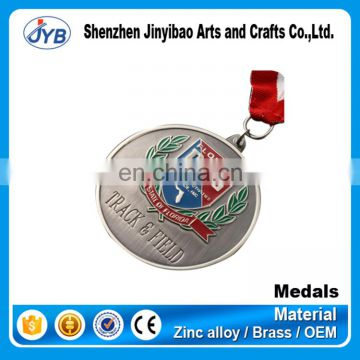 custom design made cheap military medals army souvenir medallion