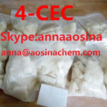 4-cec lowest price supplier 4 cec 4cec 4 cec crystal  anna@aosinachem.com