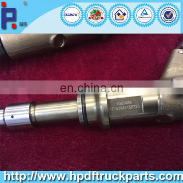 Diesel engine part ISG fuel injector 4307475