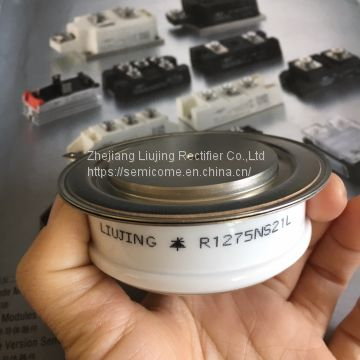 Hotsale R1275NS21L (R395SH14-21) Fast Inverter Thyristor Power Thyristor