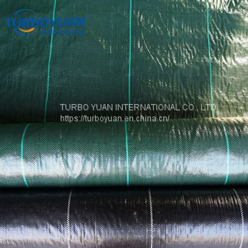 best selling root protection polyethylene weed suppression control fabric cloth / weed mat