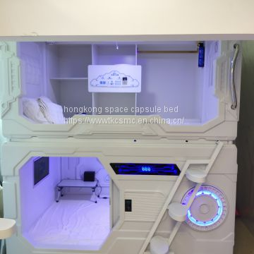 Technology space capsule bed hotel bed home bed