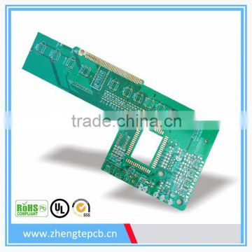 100% functional tested immersion gold electronic pcb, multilayer circuit board fast prototype