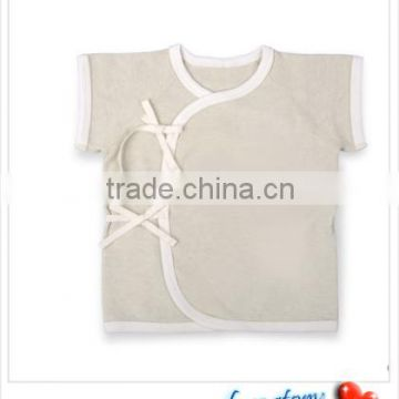 Good Reputation High Quality organic cotton baby rompers wholesale baby clothes                                                                                                         Supplier's Choice