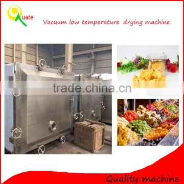 Low temperature fruit vacuum freeze drying machine with stainless steel made