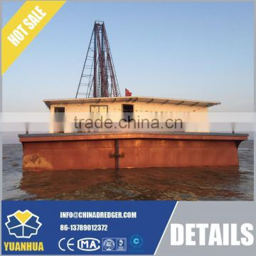 Deepwater Dredge Ship for Tanzanite Mining plant