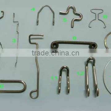 Wire Form / Clamps