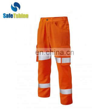 Customized polyester durable OEM service reflective pants