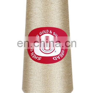 Quality MHX metallic yarn for lace
