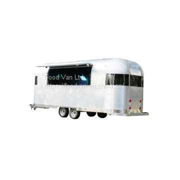 Donut mobile electric food trucks cart caravan