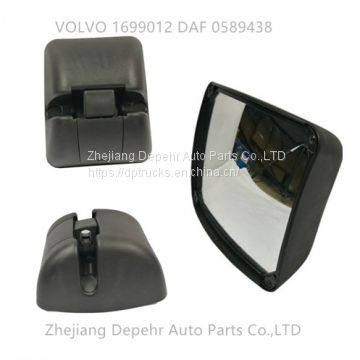 Zhejiang Depehr Heavy Duty European Tractor Cooling Parts Water Tank Volvo Truck Plastic Expansion Tank 3979764/1674918